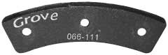 Brake Pad for Grove Calipers (1.25