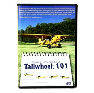 Tail wheel:101 by Damian DelGaizo