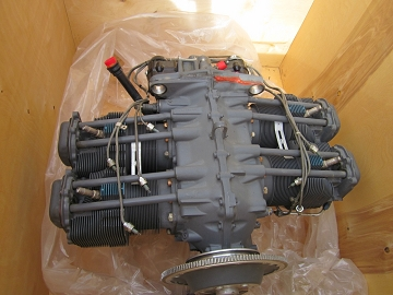 Used 180HP Engine S/N L-39333-36A