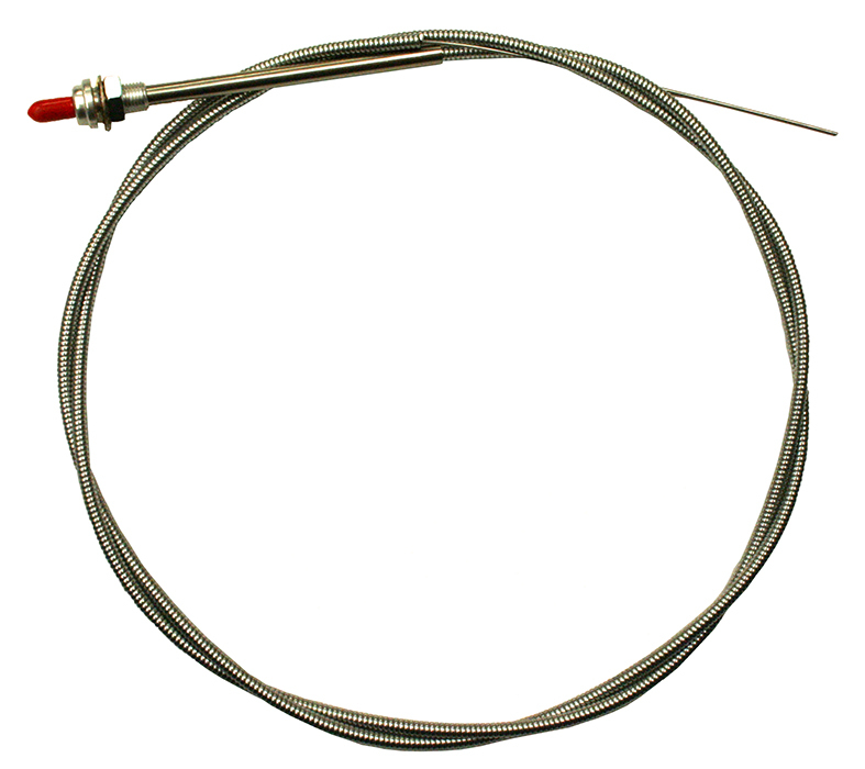 Stock Push Pull Cable Assemblies : Push pull cable assembly