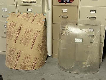 Used Surplus Windshields