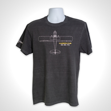 Limited Edition Carbon Cub 10 Year Anniversary Shirt, Coal