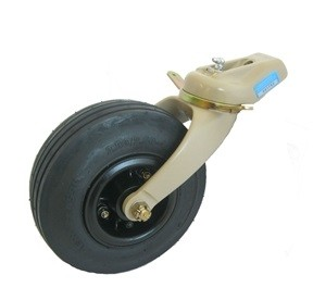 3200A Tail Wheel Assembly (1 Hole)