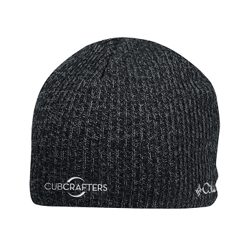 CubCrafters embroided beanie