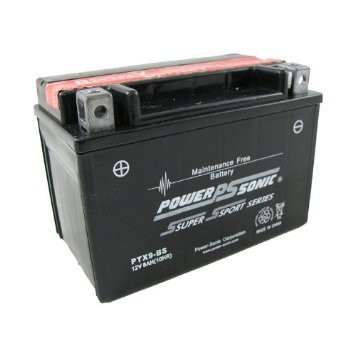 PTX9-BS battery for SN CC11-00001 thru CC11-00034