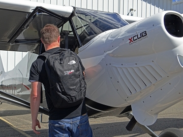 CubCrafters XCub backpack