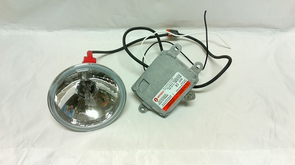 High Intensity Discharge Lighting System (00300-H.I.D.)