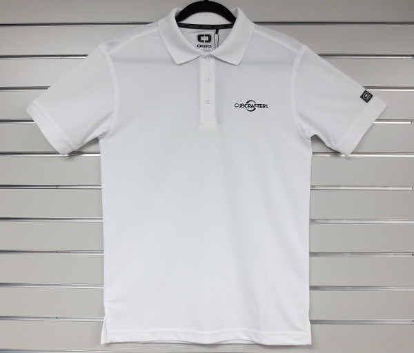 Polo with Embroidered CubCrafters Logo