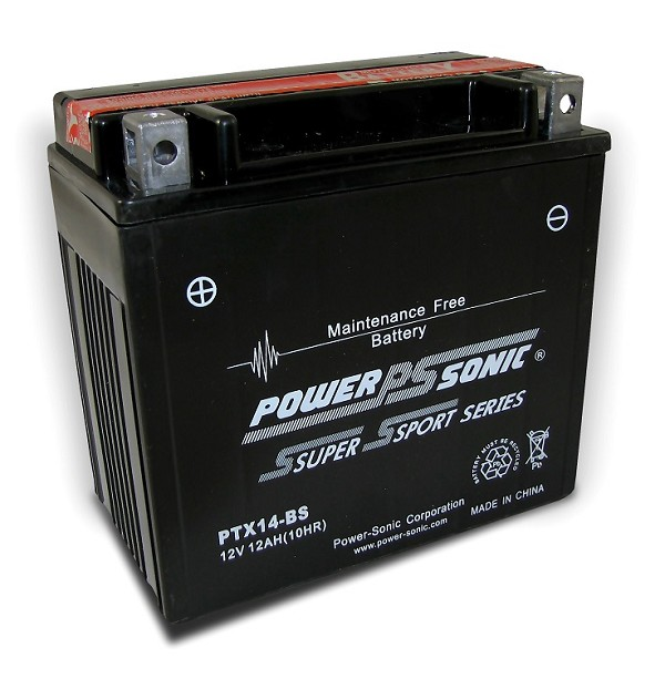 PTX14-BS Battery for SN CC11-00237 and on