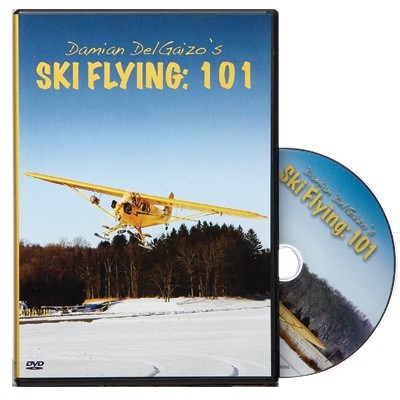 Ski Flying: 101 by Damian DelGaizo